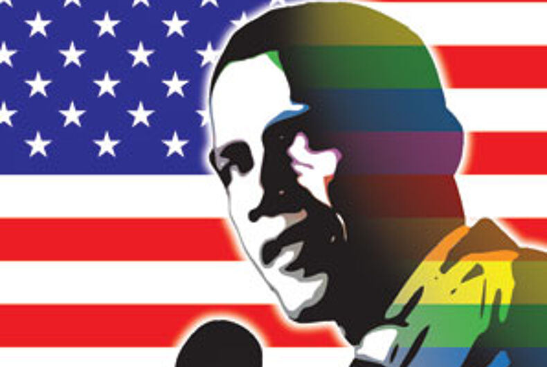 Obama declares June 'LGBT Pride Month' in presidential proclamation