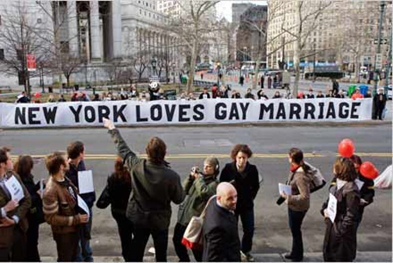 The National Organization for Marriage had a good run, but 'the jig is up'