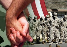 Appeals court dismisses DADT lawsuit, refuses to rule on constitutionality of ban
