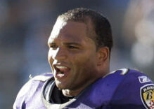 NFL linebacker Brendon Ayanbadejo speaks out for marriage equality