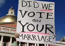 Broad coalition launched to repeal federal 'Defense of Marriage Act'