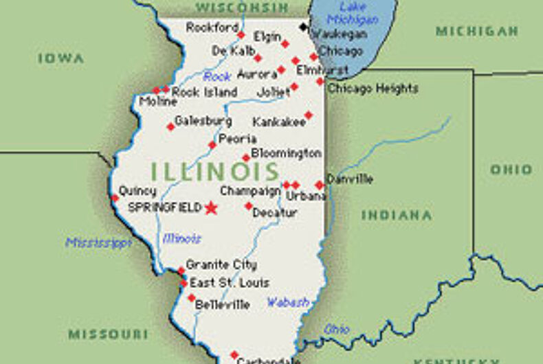 Lambda Legal, ACLU to announce lawsuit seeking marriage equality in Illinois