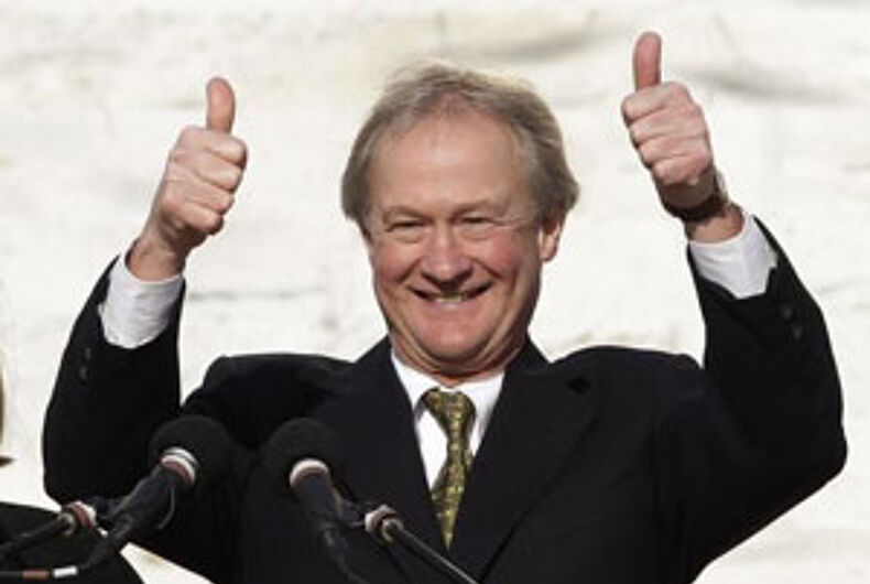 R.I. governor orders state recognition of legally married same-sex couples