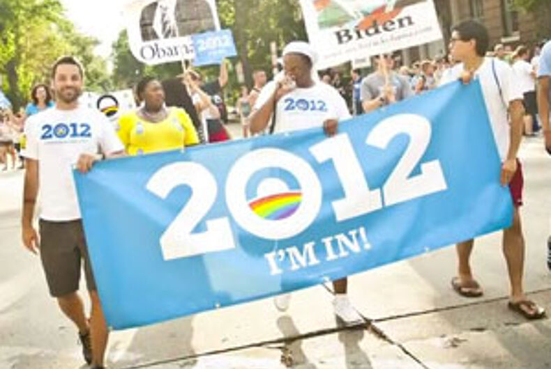 Obama Pride: Campaign promotes President's support of LGBT Americans
