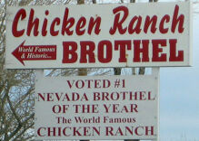 Family values: Nevadans support brothels over marriage equality