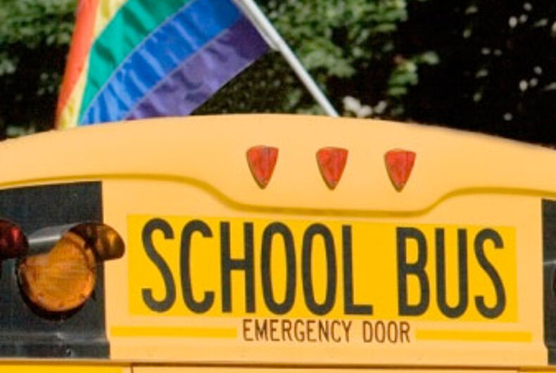 New research shows LGBTQ-inclusive lessons improve school climate