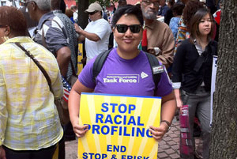 The reality of coalition, collaboration between the LGBT community and communities of color