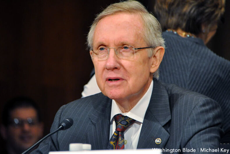 LGBT bills unlikely to advance in Senate before Election Day