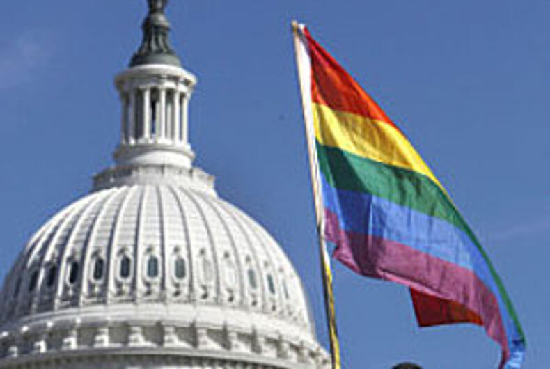 New report outlines sweeping inequalities facing LGBT Americans