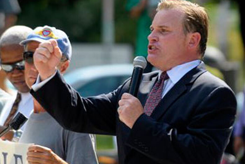 NOM's Brian Brown earns $500K working to deny civil marriage rights to gays