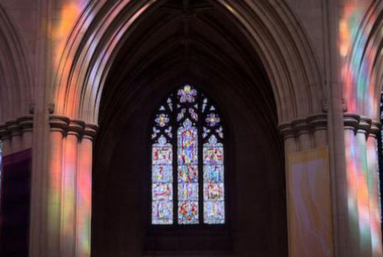 A message to conservative Christians: Evolve on LGBT equality