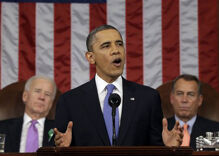 State of the Union: Mixed reviews for Obama on LGBT issues