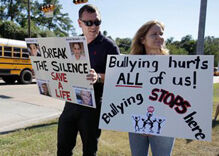 Bullying study suggests 'it gets better' as LGBT youth get older
