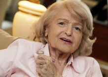 Marriage Equality USA: Interview with Edith Windsor (Part 1)