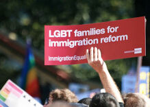 Immigration bill excludes provisions for same-sex binational couples