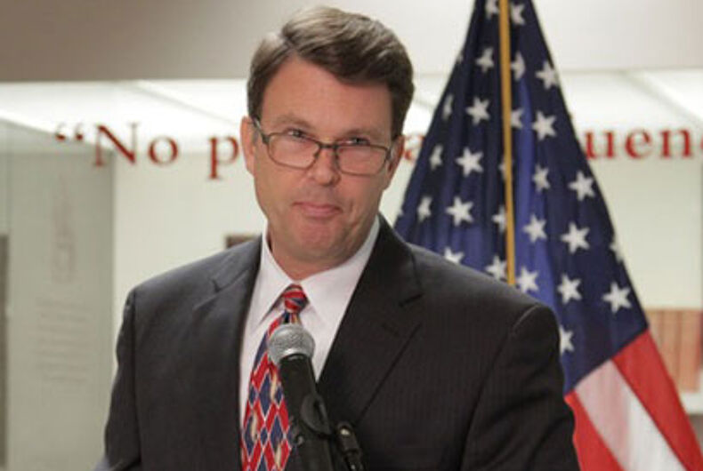 Obama administration's highest ranking openly LGBT official leaves OPM