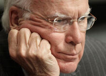 Leahy disappointed immigration bill excludes gay, bi-national couples