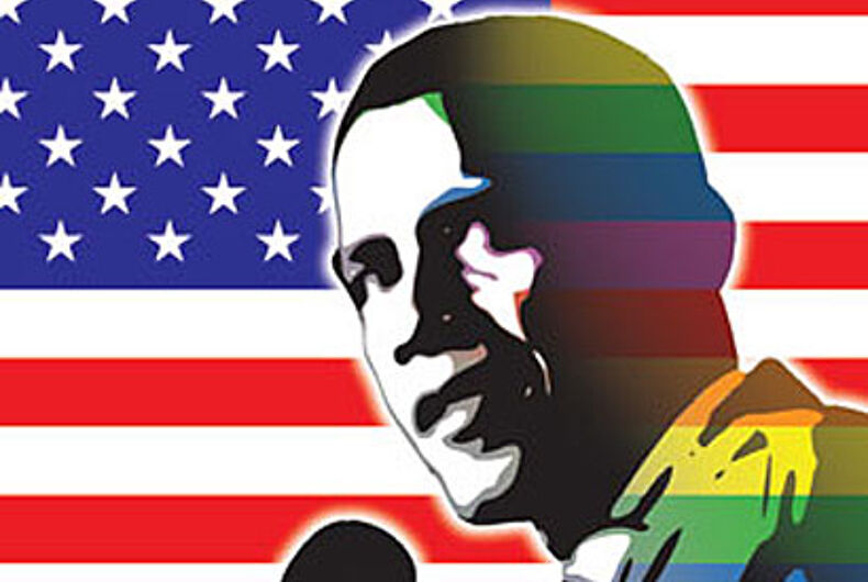 Obama issues proclamation declaring June LGBT Pride Month