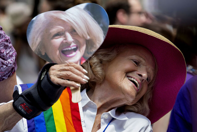 Logo network to air annual 'Trailblazers' broadcast to salute gay rights pioneers