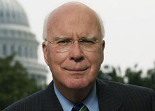 Leahy files amendment to immigration bill to extend rights to binational, gay couples