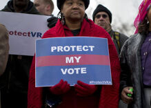 LGBT advocacy groups denounce Supreme Court ruling on voting rights