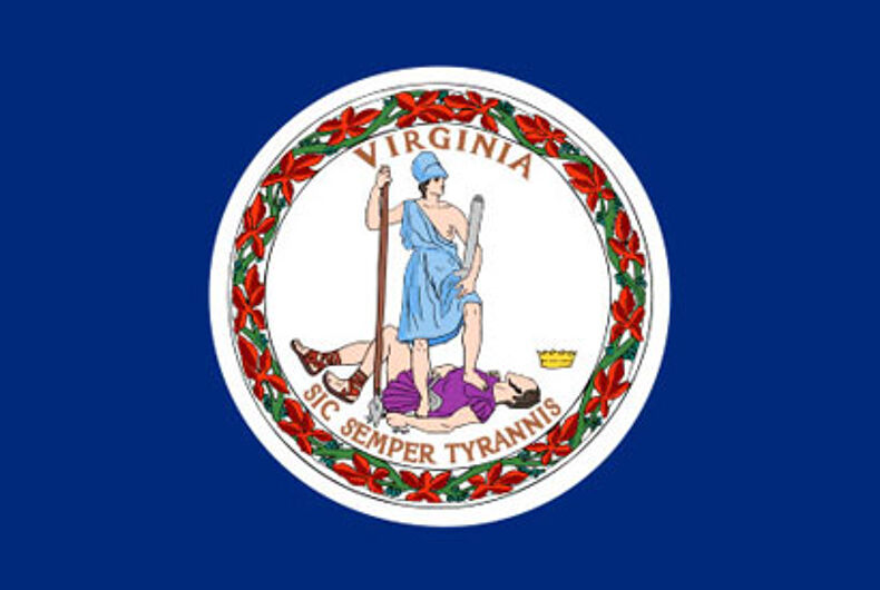 ACLU, Lambda Legal to file federal challenge to Va. gay marriage ban