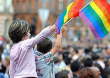 Opponents promise legal challenges to new laws protecting LGBT youth