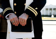 Baptist group prohibits chaplains from taking part in any same-sex ritual