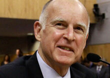 LGBT group honors Calif. governor for lifetime efforts to advance equality