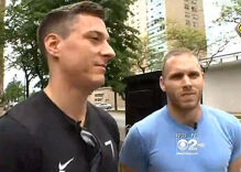 Lambda Legal files complaint after cab driver kicks out gay couple for kissing
