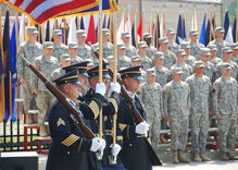 Ind. National Guard says it's processing benefits for same-sex couples