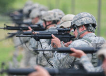 N.D. National Guard to issue military IDs for same-sex spouses