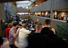 Advocacy groups mobilize to support married, same-sex couples in Utah