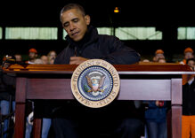 Advocates seething over Obama's inaction on LGBT workplace protections