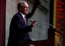 Mo. governor Jay Nixon calls for workplace protections for gay workers