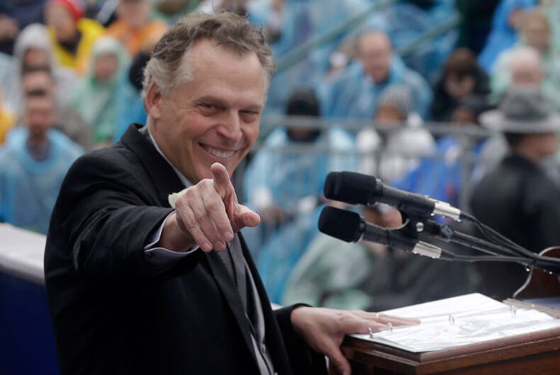 McAuliffe signs executive order prohibiting discrimination against LGBT state workers