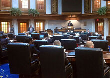 Ind. Senate prepares for vote on House version of gay marriage ban