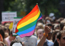 NYC cabbie wears swastika armband because gays carry 'big rainbow flags'