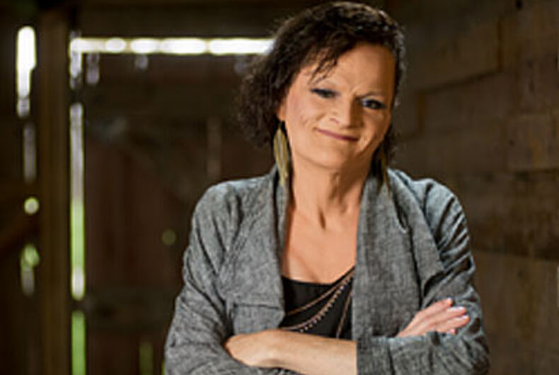Lambda Legal sues doctor, clinic for denying care to transgender woman