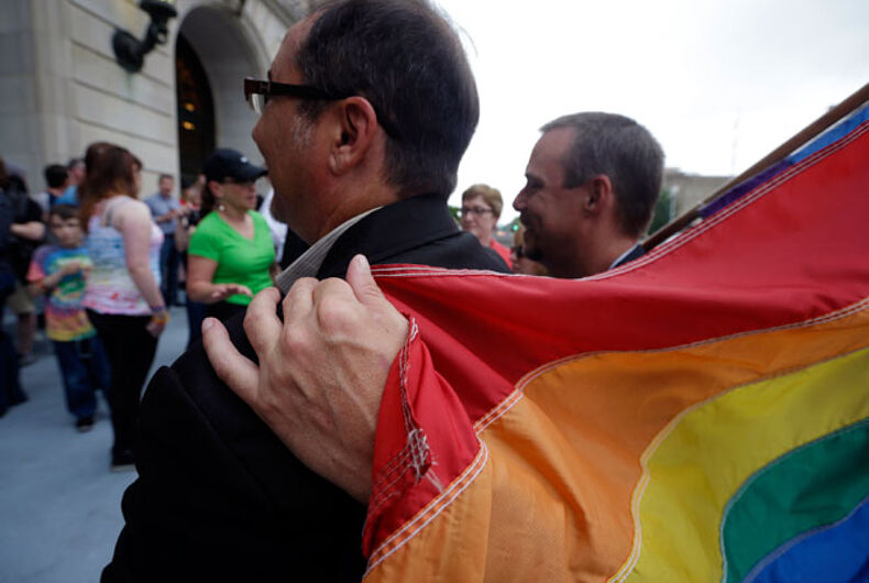 Civilization on the move? A weekend's memorable LGBT moments