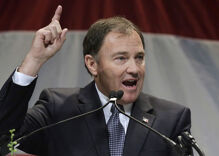 Utah governor: Legislation to protect gay rights must also protect religious liberties