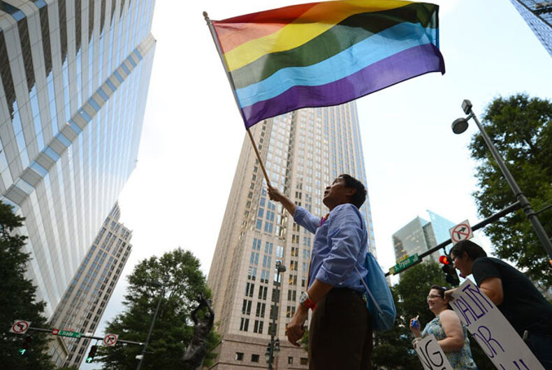Gallup Polls show significant gains in public support for LGBT community