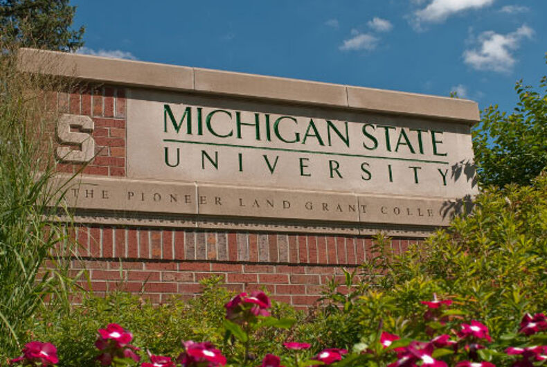 MSU gets anonymous $1 million gift to expand LGBT center's programs