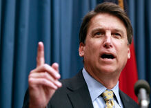 N.C. excludes LGBT protections in governor's employment executive order