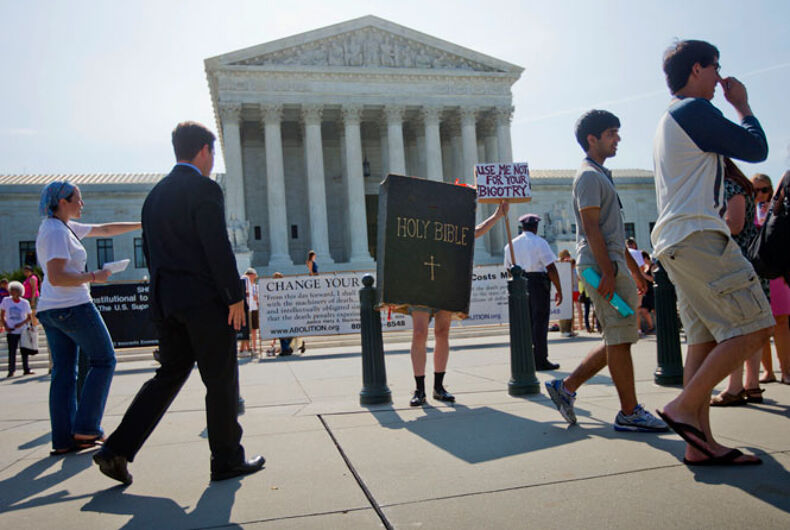 Hobby Lobby decision is a threat to LGBTQ civil rights gains