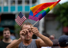 Poll: Majority of Americans side with LGBT rights over 'religious freedom'