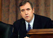 Merkley announces plans for legislation with broad LGBT protections