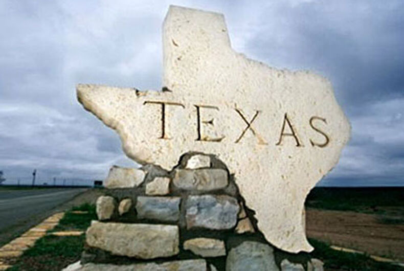 Texas lawmakers file record number of bills targeting LGBT community