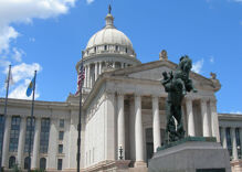 Okla. House panel OKs anti‑gay marriage bill that targets court clerks with job loss