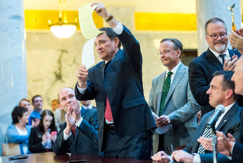 Some LGBT residents critical of Utah's new anti-discrimination law